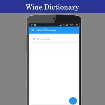 Wine Dictionary poster