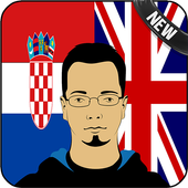 Croatian - English Translator icon