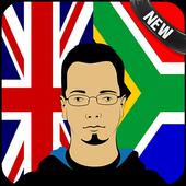 English - Afrikaans Translator icon