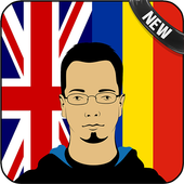 English - Romanian Translator icon