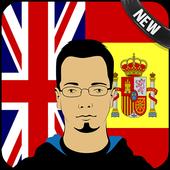 English - Spanish Translator icon