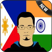 Filipino - Hindi Translator icon