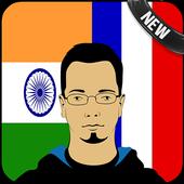 Hindi - French Translator icon
