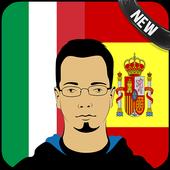 Italian Spanish Translator icon