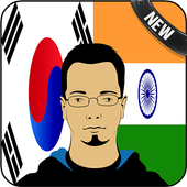 Korean - Hindi Translator icon