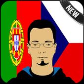 Portuguese - Czech Translator icon