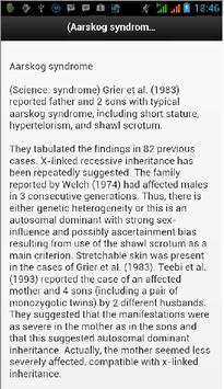 Biology Dictionary apk screenshot
