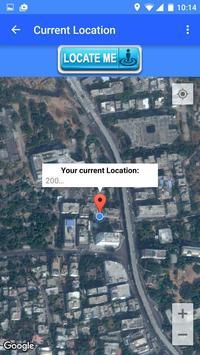 Mobile Location Tracker Pro apk screenshot