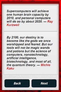 Famous Quotes Inspiring apk screenshot
