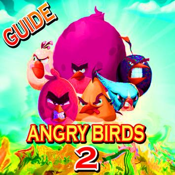 Guide Angry Birds 2 poster