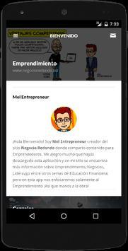 Emprendimiento poster