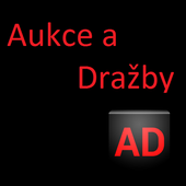 Aukce a Dražby icon