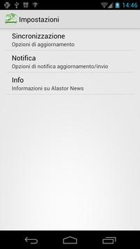 Alastor News apk screenshot