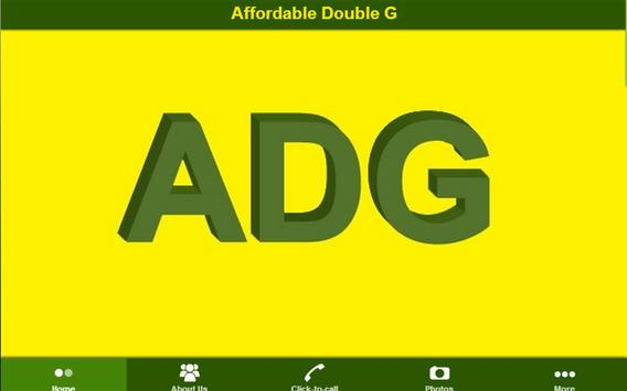 Affordable Double Glazing apk screenshot