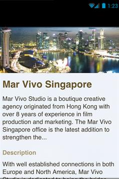 Mar Vivo Singapore poster