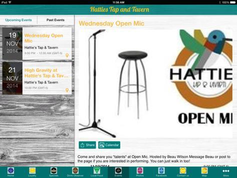 Hatties Tap and Tavern apk screenshot