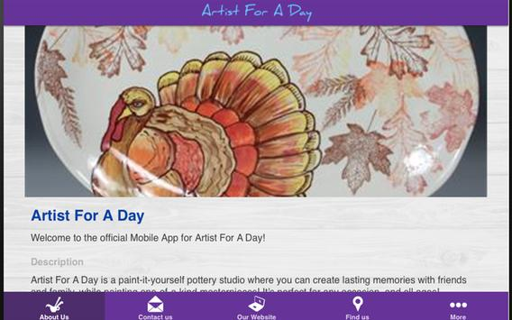 Artist For A Day apk screenshot
