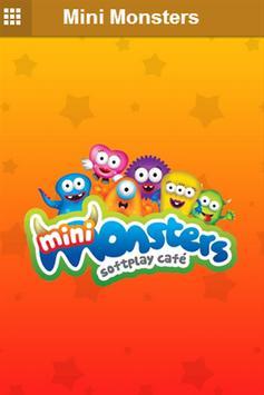Mini Monsters poster