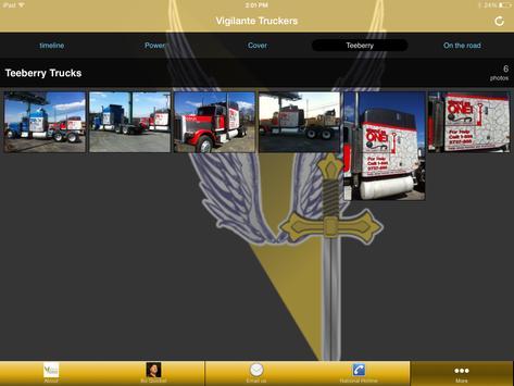 Vigilante Truth apk screenshot