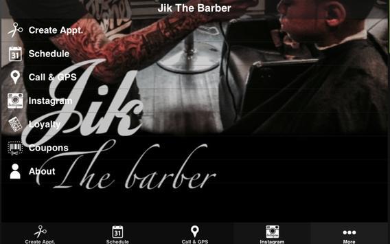 Jik the Barber apk screenshot