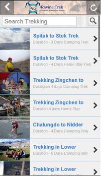 Ravine Trek apk screenshot