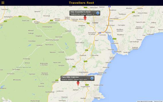 Travellers Rest Exeter apk screenshot
