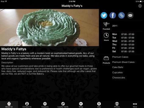 Maddys Fattys apk screenshot