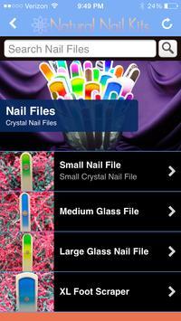 Natural Nail Kits apk screenshot
