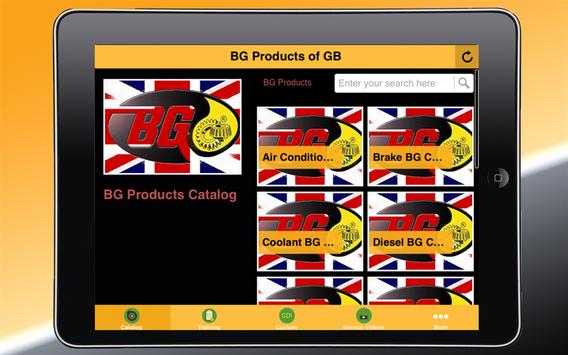 BG Products of GB apk screenshot