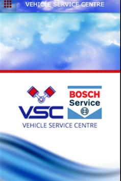 BoschCarService poster