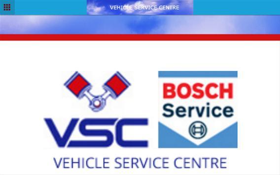 BoschCarService apk screenshot