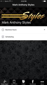 Mark Anthony Styles apk screenshot