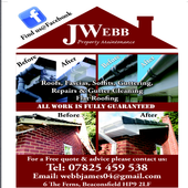 J Webb Roofing icon