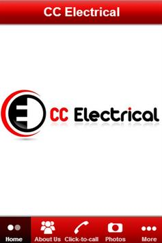 CC Electrical poster
