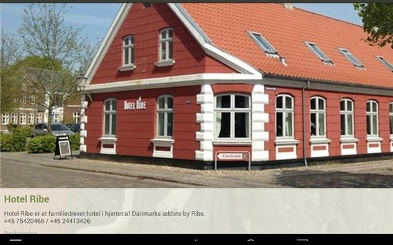 Hotel Ribe apk screenshot