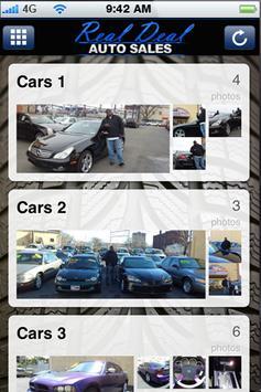 Real Deal Auto Sales apk screenshot