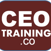 CEO Business Training icon