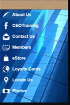 CEO Business Training apk screenshot