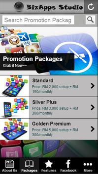 BizApps apk screenshot