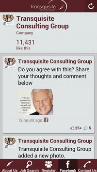 Transquisite Consulting apk screenshot