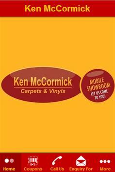Ken McCormick poster