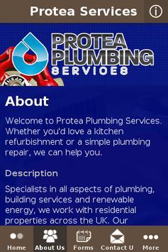 Protea Services poster