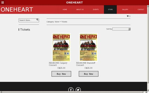 ONEHEART apk screenshot