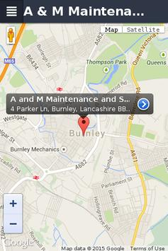 A & M Maintenance apk screenshot