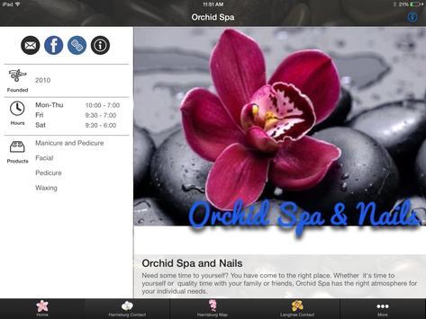 Orchid Spa and Salon apk screenshot