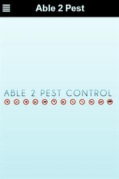 Able 2 Pest Control Services apk screenshot