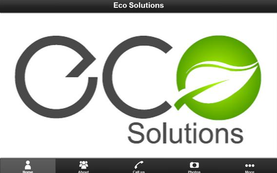 Eco Solutions Limited apk screenshot
