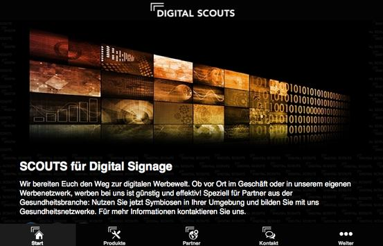 Digital Scouts poster