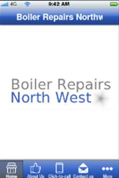 Boiler Repairs NW poster