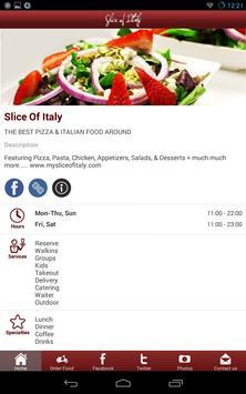 Slice of Italy apk screenshot